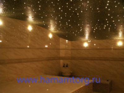 Освещение светильники для хамама